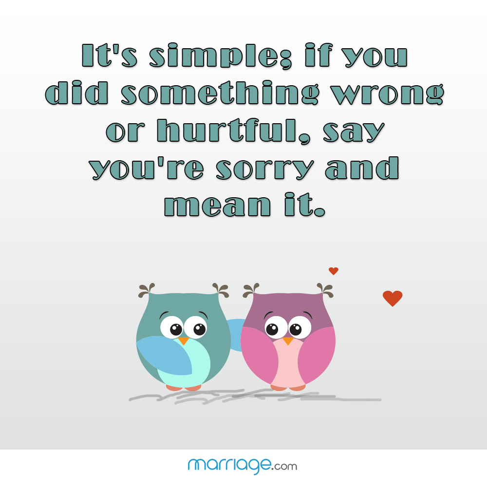 Quotes About Saying Sorry And Not Meaning It: Inspirational & Positive Quotes On