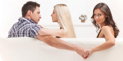 Why Men Cheat?