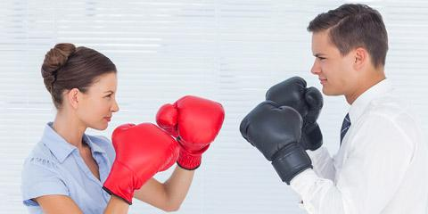 Do You Get Angry With Your Partner?